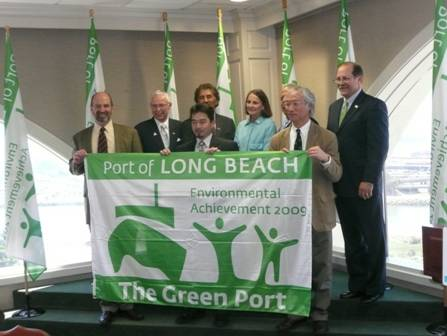 Green Flag Award 2009