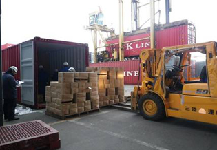 Shipping Supplies to Thailand