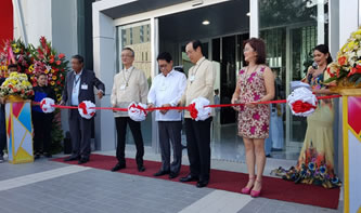 Opening:Ribbon Cutting Ceremony